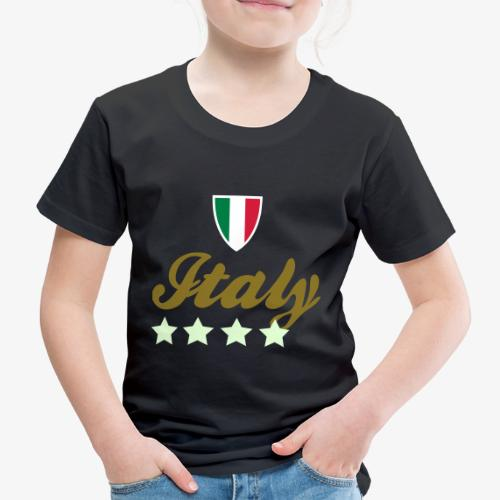 Gruppo di stelle Italia - Maglietta Premium per bambini