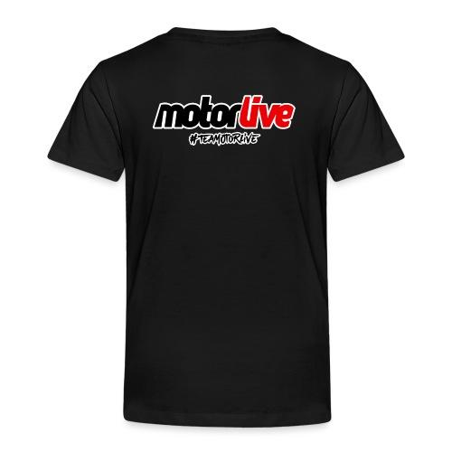 motorlive - T-shirt Premium Enfant