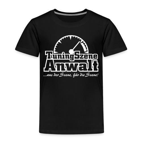 TuningSzeneAnwalt - Kinder Premium T-Shirt