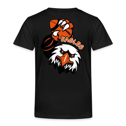 Eagles Rugby - T-shirt Premium Enfant