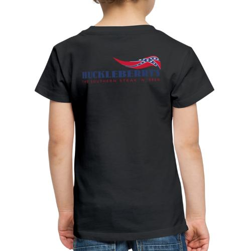 only Huck´ - Kinder Premium T-Shirt