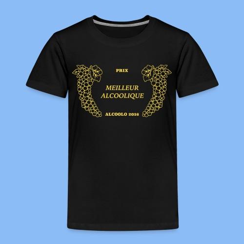 MeilleureAlcoolique - T-shirt Premium Enfant