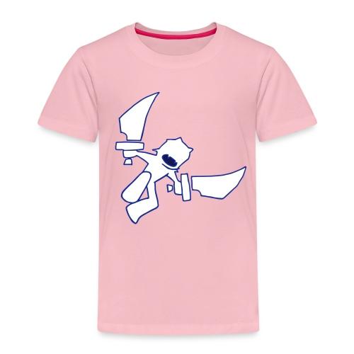 Tac - Brave Leap - Kids' Premium T-Shirt
