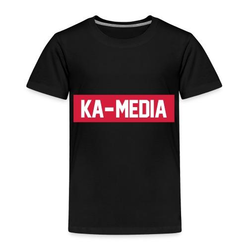 Box Logo - Kids' Premium T-Shirt
