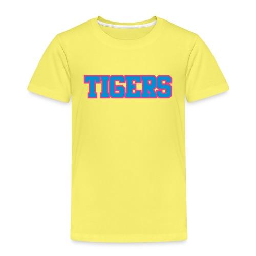 BrusselsTigers TIGERSBlue - Kids' Premium T-Shirt