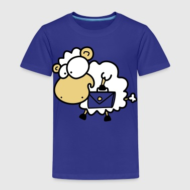 Koffer Schaf - Kinder Premium T-Shirt