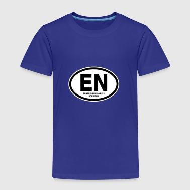 EN Ennepe-Ruhr-Kreis Schwelm - Kinder Premium T-Shirt