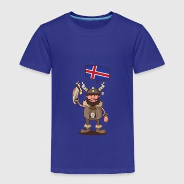 Wikinger Island - Kinder Premium T-Shirt
