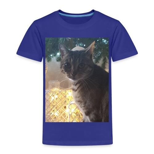 Christmas cat - Kids' Premium T-Shirt