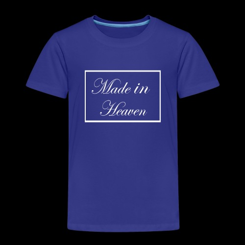 Made in Heaven Logo - Kids' Premium T-Shirt