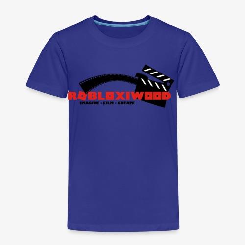 ROBLOXiwood 2017 Logo - Kids' Premium T-Shirt