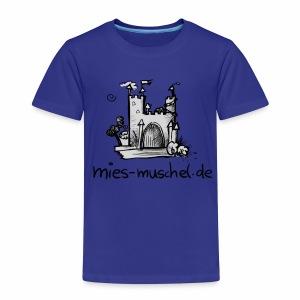 Prinzessinnenschloss - Kinder Premium T-Shirt