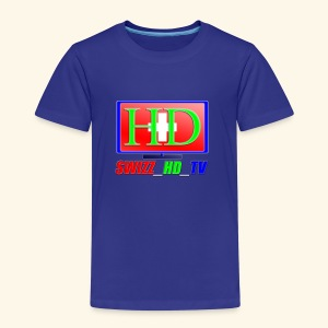 SWIZZ HD TV - Kinder Premium T-Shirt