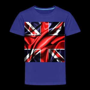 Union Jack design - Kids' Premium T-Shirt