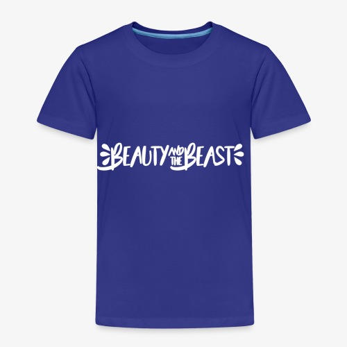 Beauty and the Beast - Kids' Premium T-Shirt