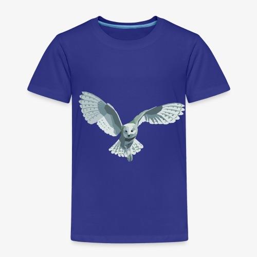 barn owl - Kinder Premium T-Shirt