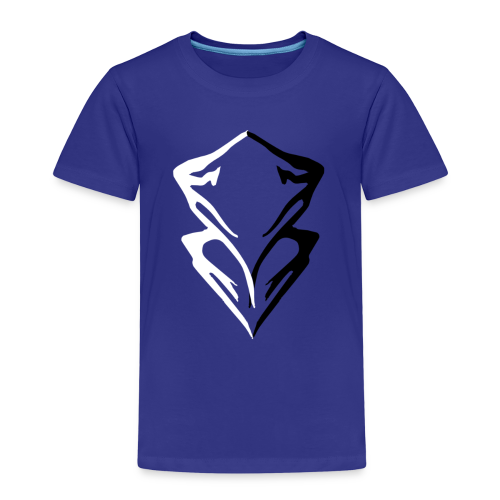 Summit Mountain Logo - Kids' Premium T-Shirt