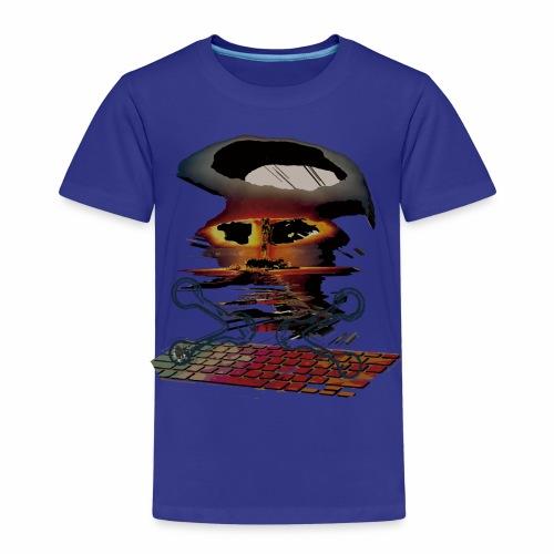 Apocalipsis hackers - Camiseta premium niño