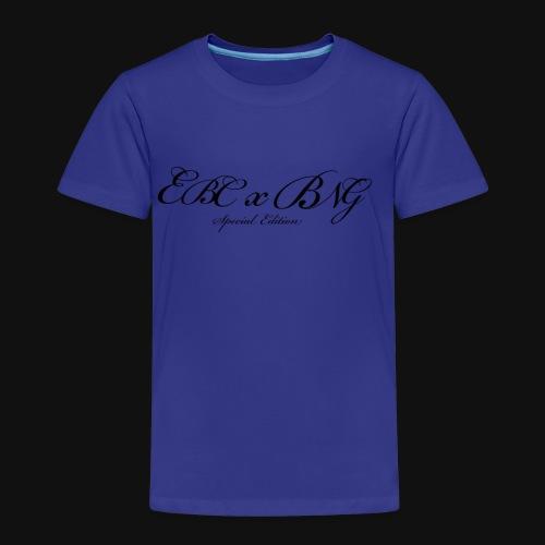 EBC x BNG 1st collab - Kids' Premium T-Shirt