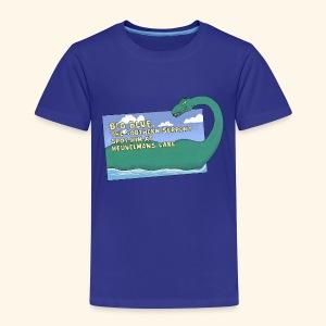 BIG Blue By Mimie - T-shirt Premium Enfant