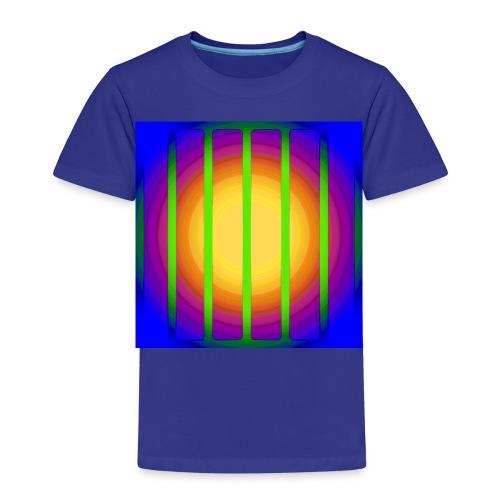 summer heat..fund esign© by art elisa elisa hopp - Kinder Premium T-Shirt