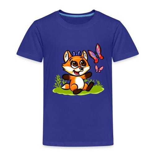 Kleiner Fuchs - Kinder Premium T-Shirt