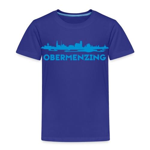 Obermenzing Skyline (Modern) - Kinder Premium T-Shirt