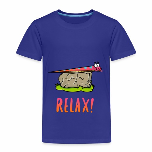 RELAX! Limitierte Edition - Kinder Premium T-Shirt