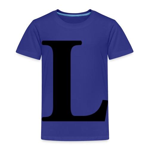TRØJE DESIGN - Børne premium T-shirt