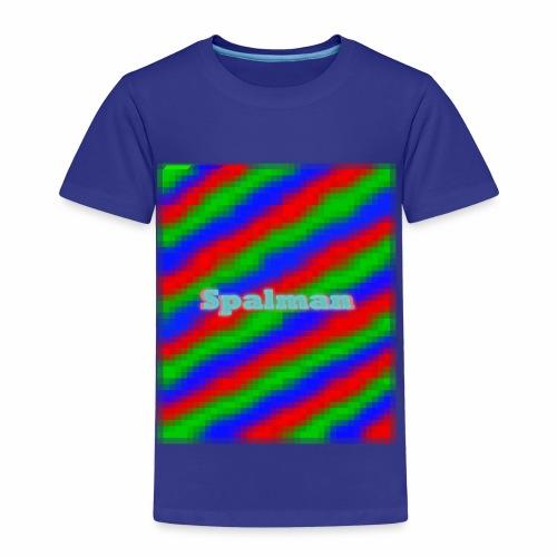 Spalman 8-Bit - Kinder Premium T-Shirt