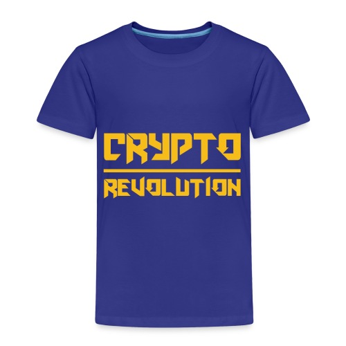 Crypto Revolution III - Kids' Premium T-Shirt