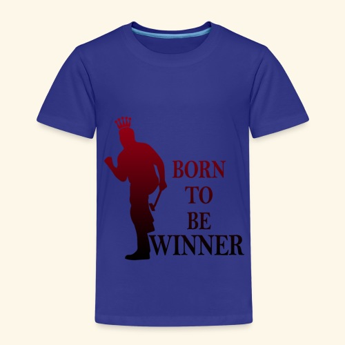 Minigolf - Kinder Premium T-Shirt