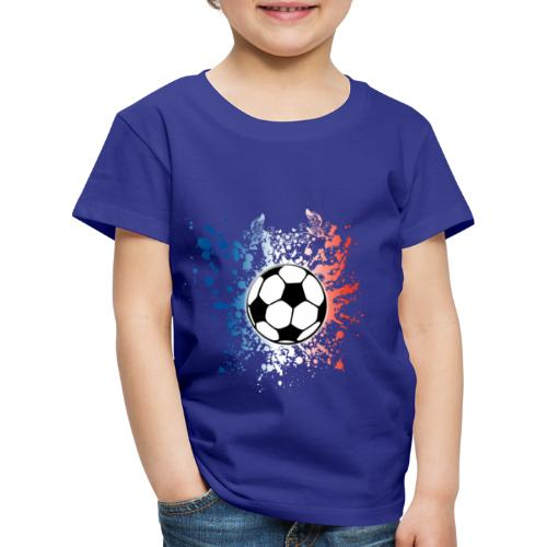 I LOVE France Football Team - T-shirt Premium Enfant