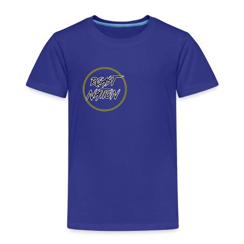 Roast nation clothing - Kids' Premium T-Shirt