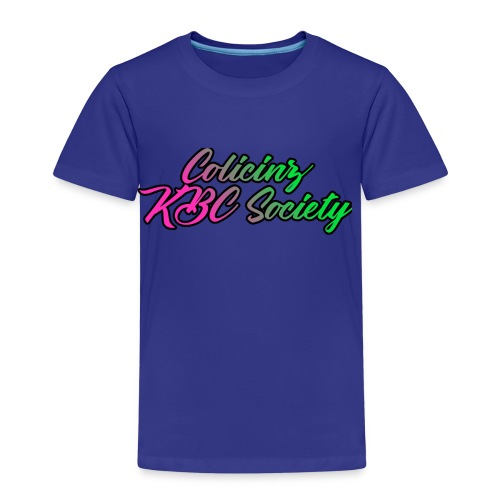 KBC Society Design - Kids' Premium T-Shirt