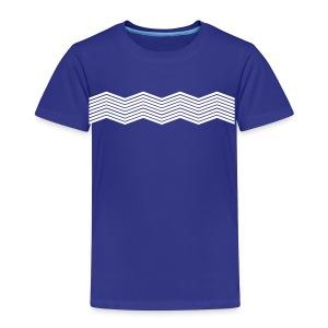La mer et ses vagues - T-shirt Premium Enfant
