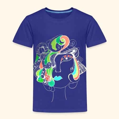 Damą być ! Negatyw - Koszulka dziecięca Premium