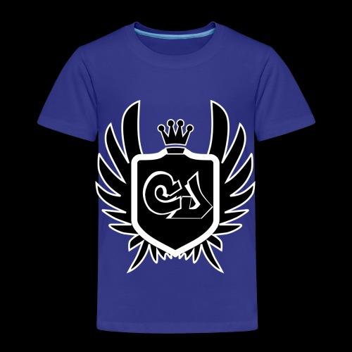 Crankjones Logo - Kinder Premium T-Shirt