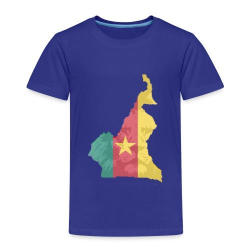 lion head - Kinder Premium T-Shirt
