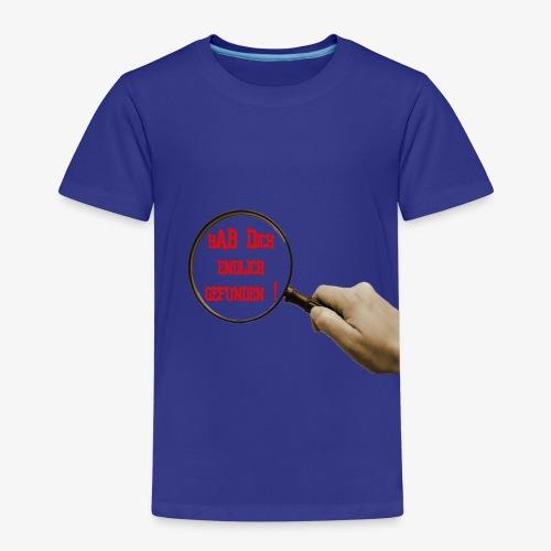 hab dich gefunden - Kinder Premium T-Shirt