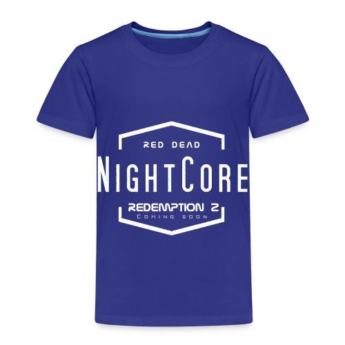 NightCore ║ Red Dead Redemption 2 - Kinder Premium T-Shirt