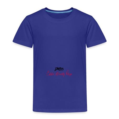 Dan B05 and Eddie Actually Vlogs Master peace - Kids' Premium T-Shirt