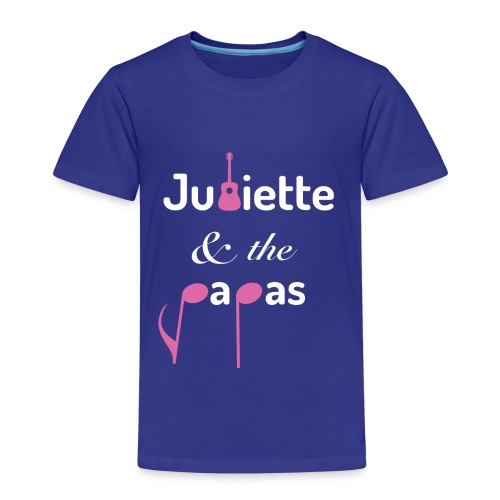 LOGO JATP ROSE BLANC - T-shirt Premium Enfant