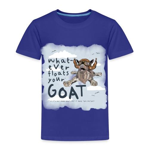 #2 - Sky Dive - Kids' Premium T-Shirt