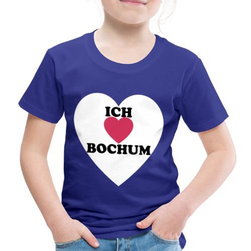 Ich liebe Bochum - Kinder Premium T-Shirt