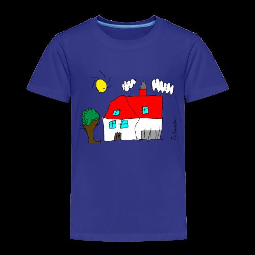 casitapablo - Camiseta premium niño