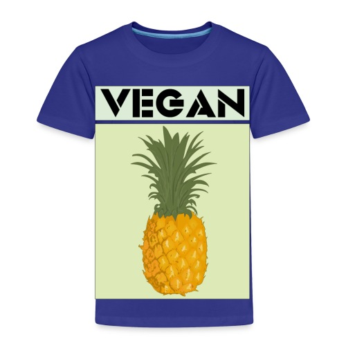VEGAN PINEAPPLE - Kids' Premium T-Shirt