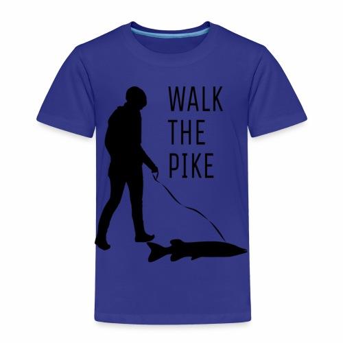 Walk The Pike - Kinder Premium T-Shirt