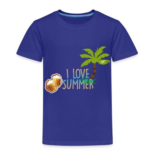 NF - Summer - T-shirt Premium Enfant