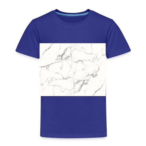 elkarma marmor hoodie - Børne premium T-shirt